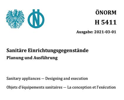 Neue ÖNORM H 5411 fasst Anforderungen zusammen